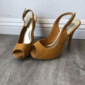 Steve Madden summer pumps